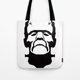 A Century of Horror Classics :: Frankenstein; Or, The Modern Prometheus Tote Bag