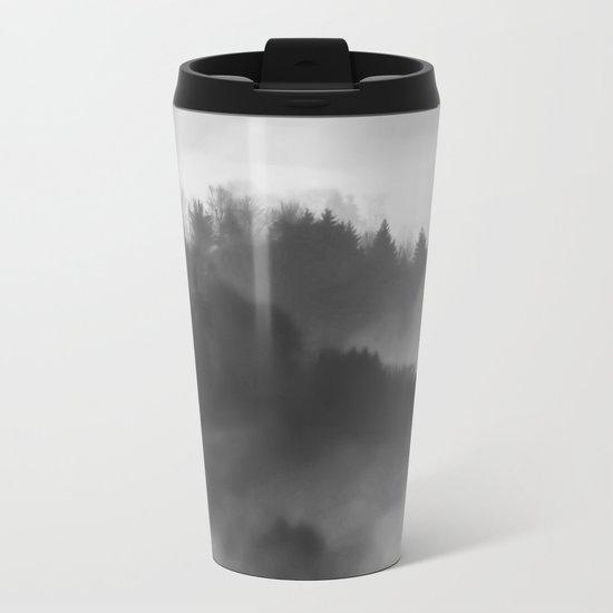 Conversation piece Metal Travel Mug