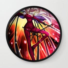 Hina - One piece Wall Clock