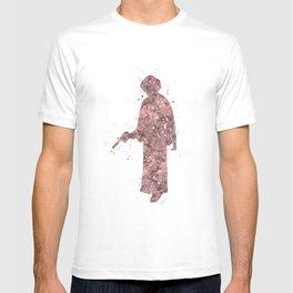 Princess Leia Star . Wars T-shirt