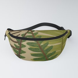 Four Ferns Fanny Pack
