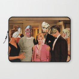 Mask Party Laptop Sleeve