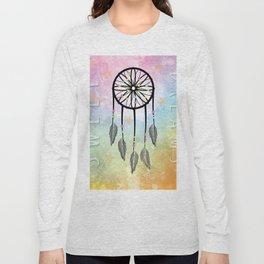 Sweet Dreams Dreamcatcher Long Sleeve T-shirt