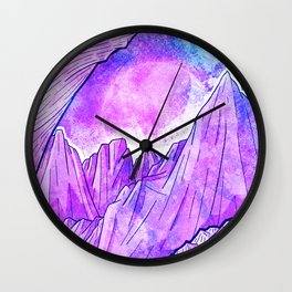 A Strange New World Wall Clock