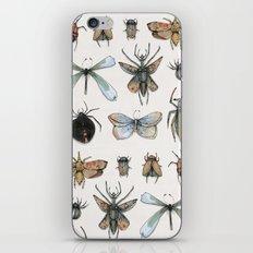 Entomology iPhone & iPod Skin