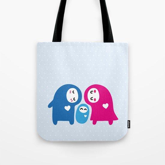 Lovely Family Tote Bag