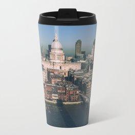 St Paul's London Travel Mug