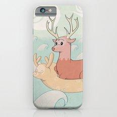 Deer Across the Sea Slim Case iPhone 6s