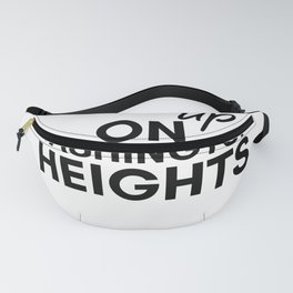 Lights Up On Washington Heights Fanny Pack