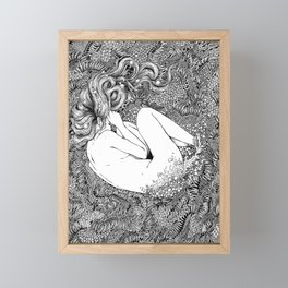 Birth of Venus Framed Mini Art Print