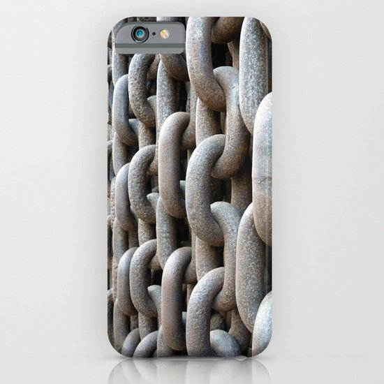 Chains #1 iPhone & iPod Case