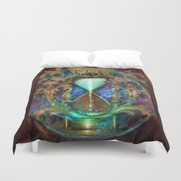 Hourglass Duvet Cover