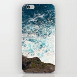 Rough Waters iPhone Skin