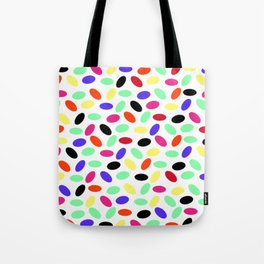 Jellybeans Pattern Tote Bag
