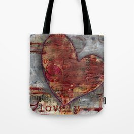 Permission Series: Lovely Tote Bag