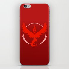 Team Valor iPhone & iPod Skin