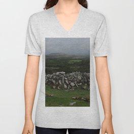 The Irish Wild West (County Clare) Unisex V-Neck