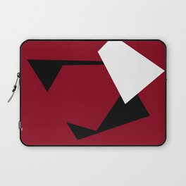 Abstract Shapes Laptop Sleeve