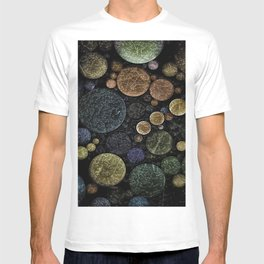 ::  Galactic Sunset :: T-shirt