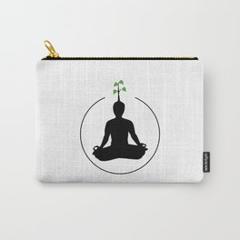 Meditation and ideas Carry-All Pouch