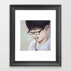 Miguel Fua Framed Art Print