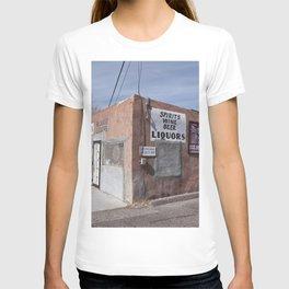 Liquor Store Española T-shirt