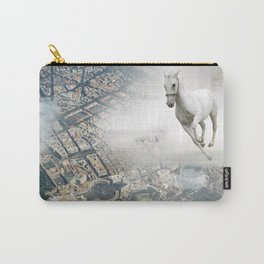 Escape from Italy Carry-All Pouch
