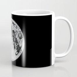 Full Moon Lunar Phase Coffee Mug