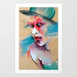 Spellbound. Art Print