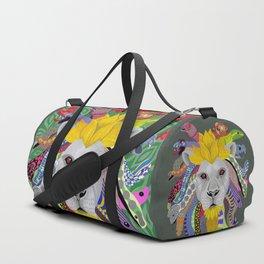 Medusa Lion(ess) Duffle Bag