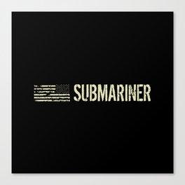 Submariner Canvas Print