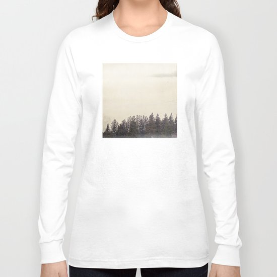 Minimally Speaking Long Sleeve T-shirt