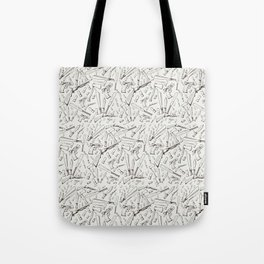 Apocalyptic Weapons  Tote Bag