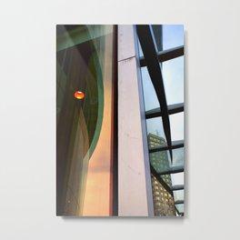 Talon Hotel Metal Print