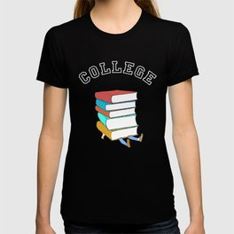 College Textbooks and Student Loans T-shirt