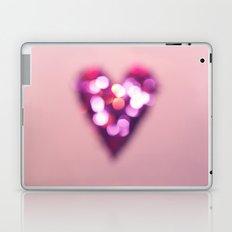 valentine's heart Laptop & iPad Skin