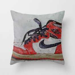 Vintage Air Throw Pillow