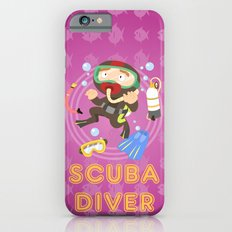 Scuba dive Slim Case iPhone 6s