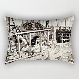 Aviation Science Rectangular Pillow