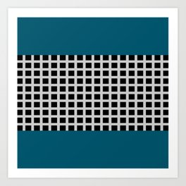 sito (ocean) Art Print