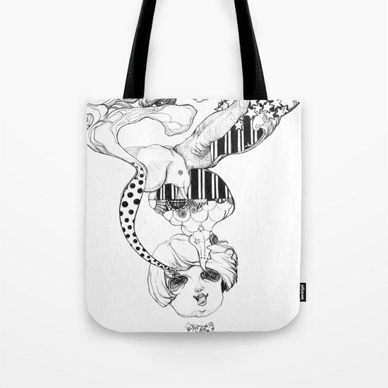 Visible Tote Bag