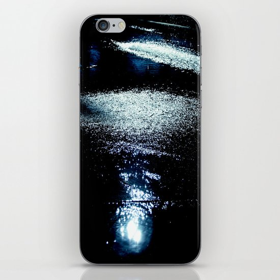 sparks of mystery iPhone & iPod Skin