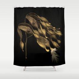 SEEDS 03 Shower Curtain