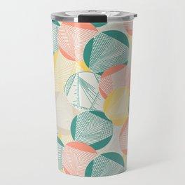 Tangent (Teal) Travel Mug