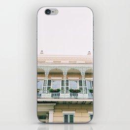 Vieux Carré New Orleans iPhone Skin