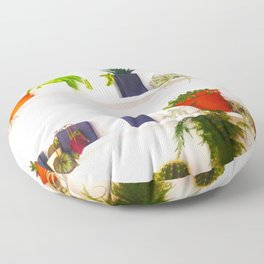 Plant Life Floor Pillow