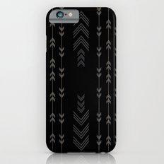 Headlands Arrows Black Slim Case iPhone 6s