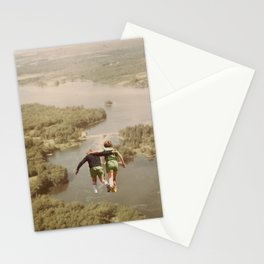 on the lake & by the sea Stationery Cards