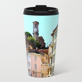 Lovely Le Suquet Cannes Travel Mug