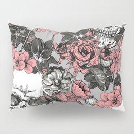 SKULLS 3 HALLOWEEN Pillow Sham